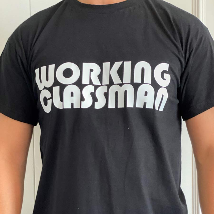 working class man men's tshirt
