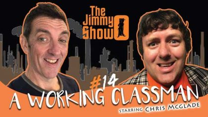 the jimmy o show chris mcglade cover